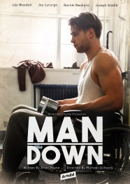 Man Down Poster - ArtsEd